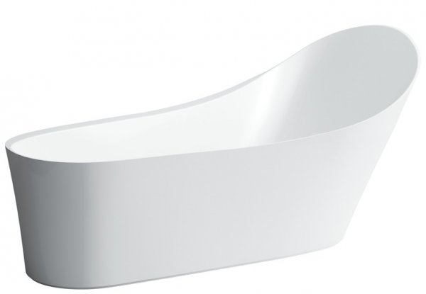 Laufen Palomba Freestanding Solid Surface Bath