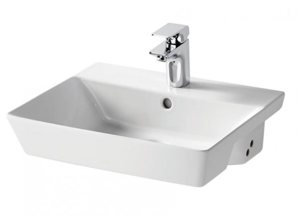 Sottini Isarca 50cm Semi Countertop Basin