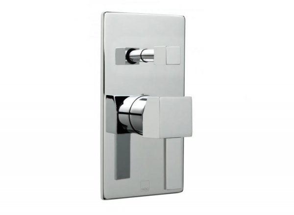 Vado Te Concealed Shower Valve with Diverter