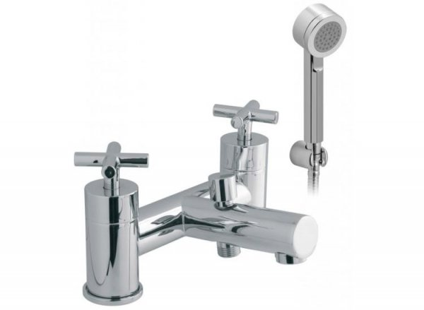 Vado Elements 2 Hole Bath Shower Mixer