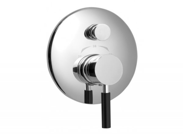 Vado Nuance Concealed Thermostatic Shower Valve with Diverter