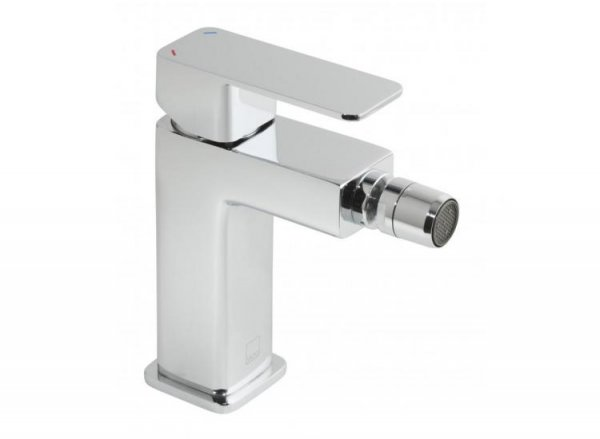 Vado Phase Mono Bidet Mixer with Pop-up Waste