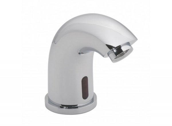 Vado i-tech Project Line Infra-Red Mono Basin Mixer