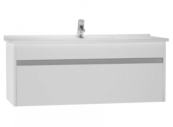Vitra S50 120cm Vanity Unit with Drawer and Basin