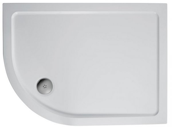 Ideal Standard Simplicity Offset Quadrant 1200 x 800mm Shower Tray