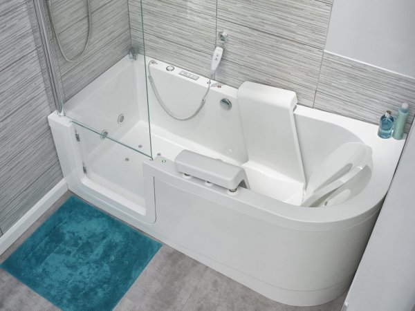 Easy Riser Walk-in Bath