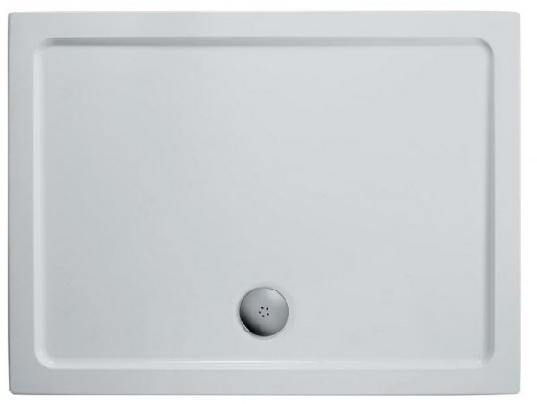 Ideal Standard Simplicity Flat Top 1000 x 800mm Low Profile Shower Tray