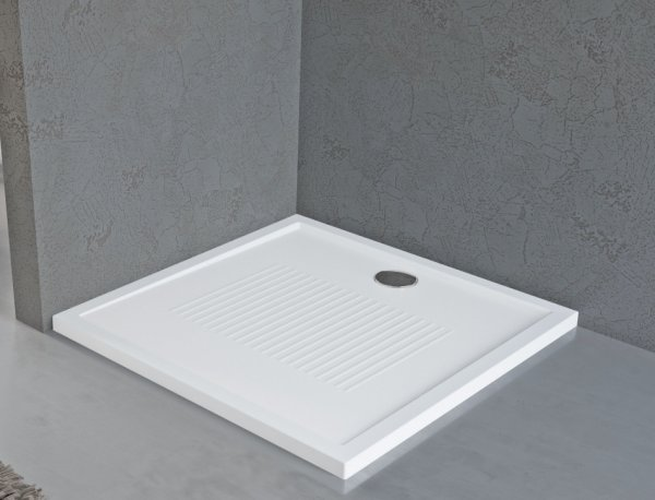 Novellini Olympic Quadrant 1000 x 1000mm Shower Tray