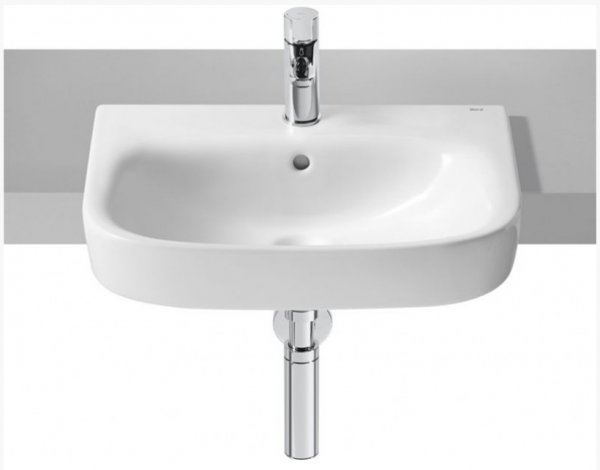 Roca Debba 520 x 400mm Semi-Recessed Basin