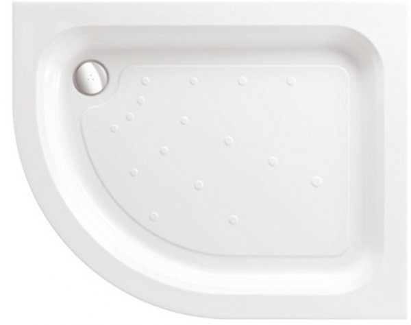 JT Ultracast 1000 x 1000mm Quadrant Shower Tray