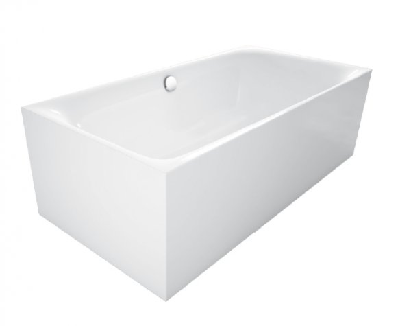 Bette Lux Silhouette Rectangular Bath