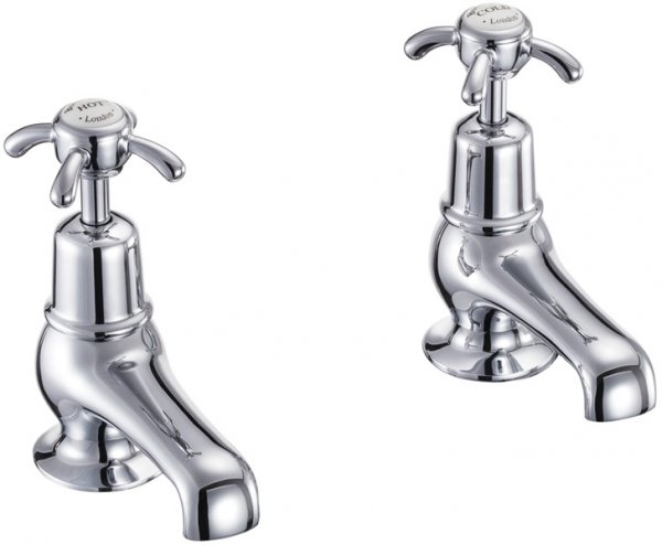 Burlington Anglesey Cloakroom Taps