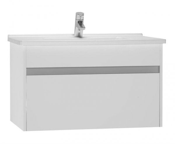 Vitra S50 80cm Vanity Unit with Drawer and Basin