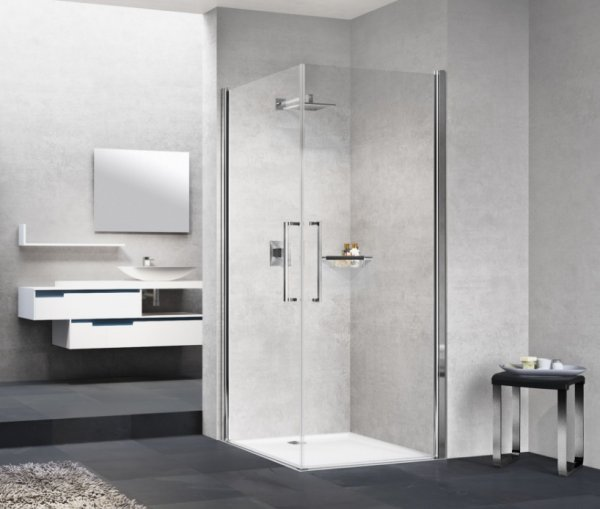 Novellini Young 2.0 2G Corner Entry Shower Enclosure