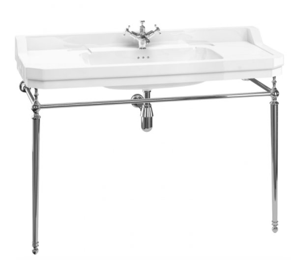 Burlington Edwardian 120cm Basin and Wash Stand