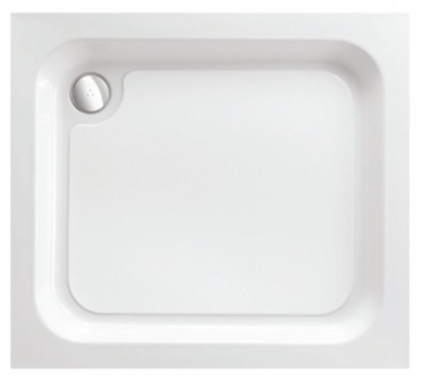 JT Ultracast 1100 x 800mm Rectangle Shower Tray