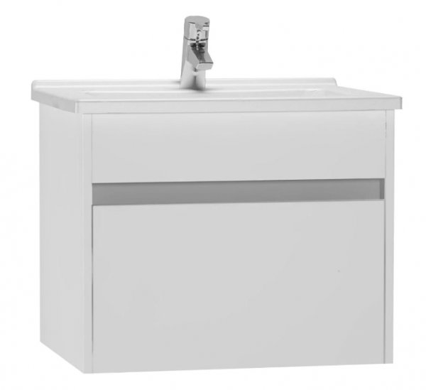 Vitra S50 60cm Vanity Unit with Drawer and Basin