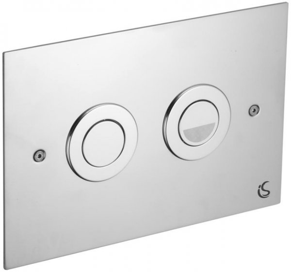 Ideal Standard Trend Flushplate for In Wall System