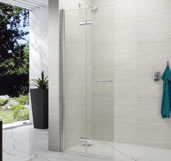 Meryln 8 Series Folding Showerwall