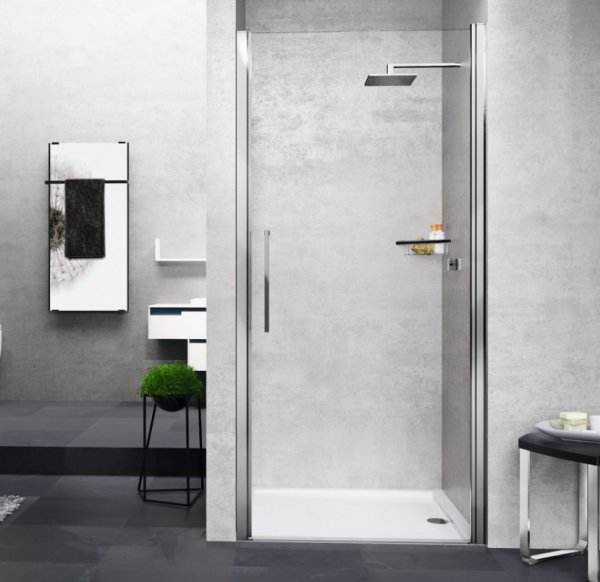 Novellini Young 2.0 1B Hinged Shower Door
