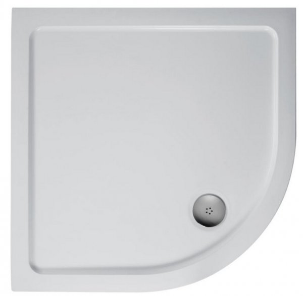 Ideal Standard Simplicity Quadrant Upstand 800mm Low Profile Shower Tray