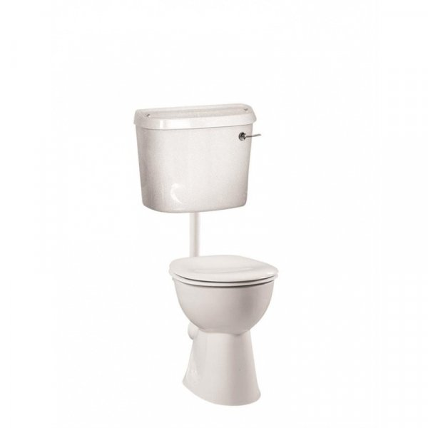 Vitra Commercial Arkitekt Close Coupled Low Level WC