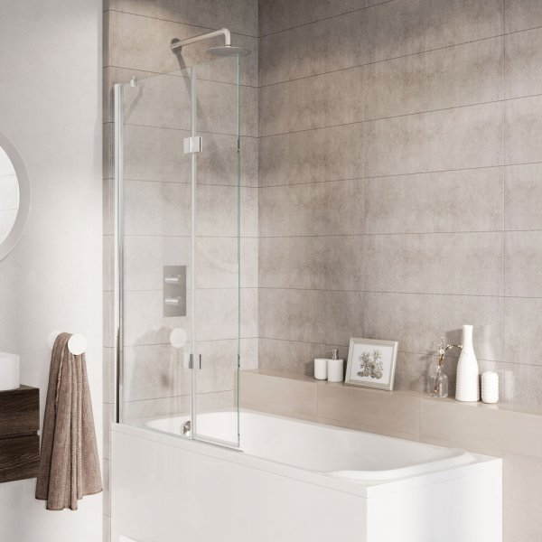 Roman Innov8 Folding Bath Screen