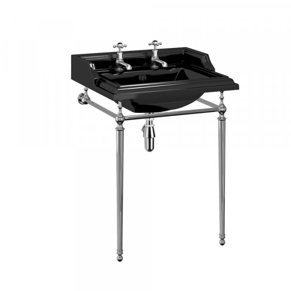 Burlington Jet Classic 650mm Basin and Wash Stand