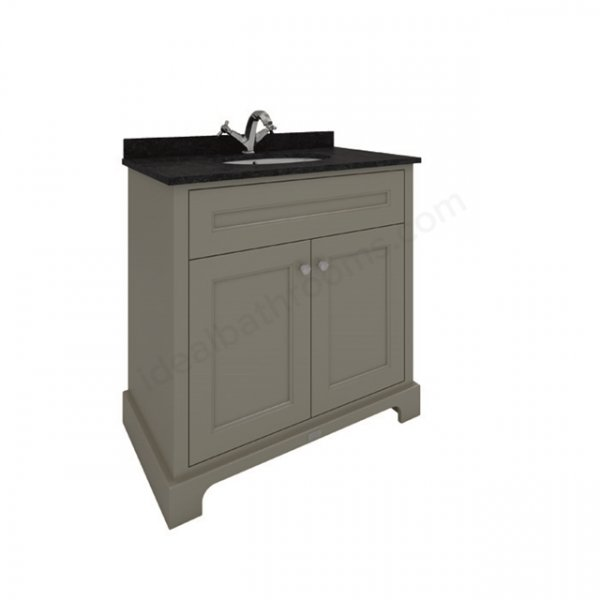 RAK Washington 800mm Cappuccino Basin Unit