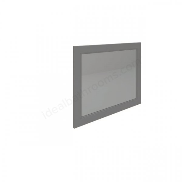 RAK Washington 800mm Flat Grey Mirror
