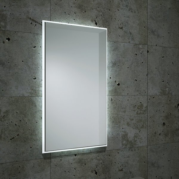 Bathroom Origins Fractal 80cm Mirror