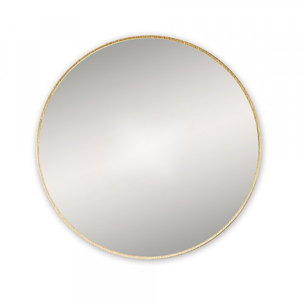 Bathroom Origins Docklands Brushed Brass 60cm Mirror
