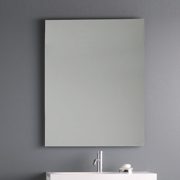Bathroom Origins Slim Rectangular 68 Mirror