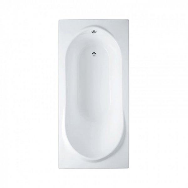 RAK 1700 x 800 Reversa Double Ended Bath