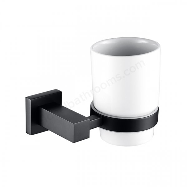 RAK Cubis Black Single Tumbler
