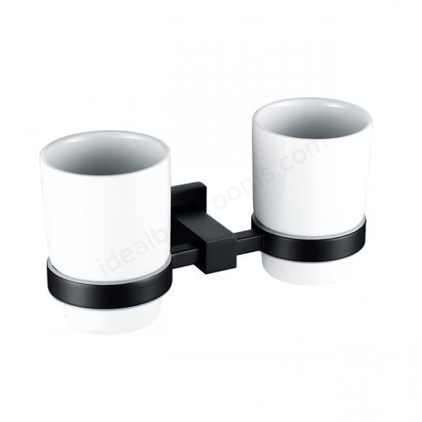 RAK Cubis Black Double Tumbler