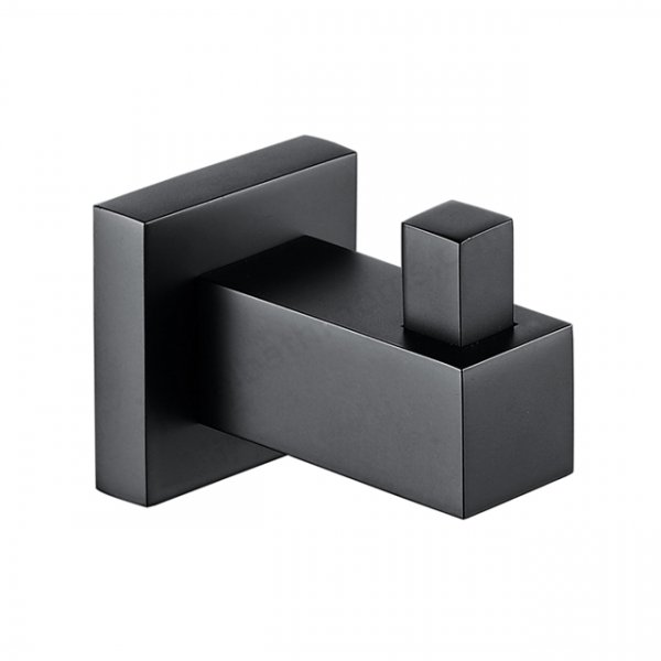 RAK Cubis Black Robe Hook