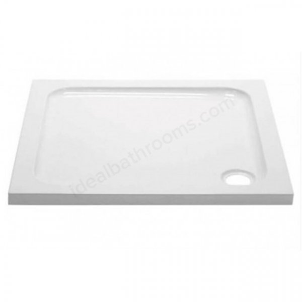 Spring 760 x 760mm Square Shower Tray