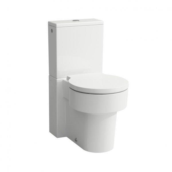 Laufen Val Rimless Floorstanding Combination WC