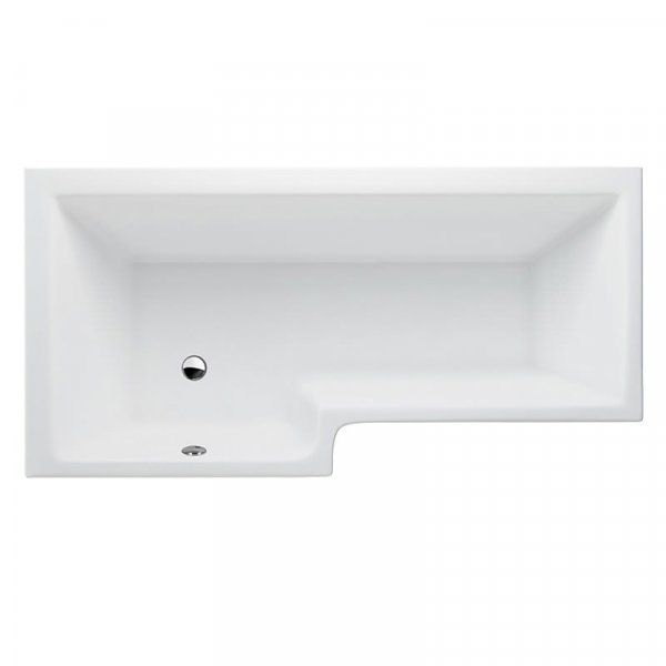 Cleargreen EcoSquare Shower Bath