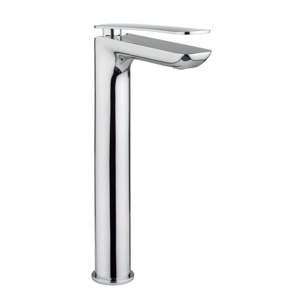 Crosswater Kelly Hoppen Zero 2 Tall Monobloc Basin Mixer