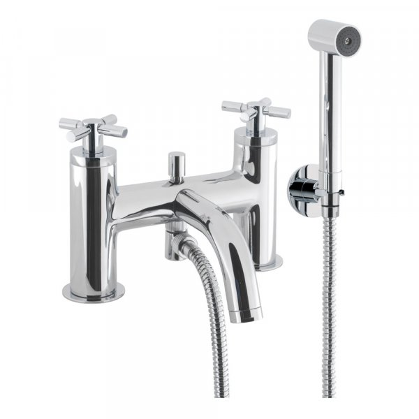 Crosswater Totti Bath Shower Mixer with Kit