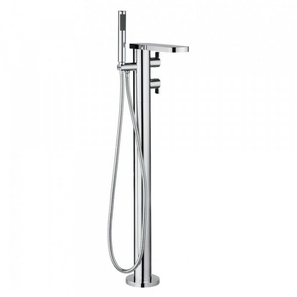Crosswater Wisp Thermostatic Bath Shower Mixer with Kit
