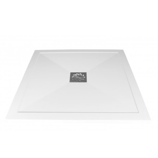Traymate TM25 Symmetry Square Shower Tray 760 X 760mm