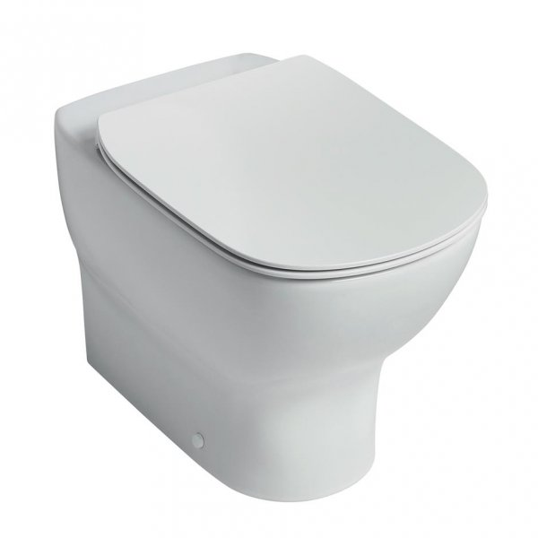 Ideal Standard Tesi Back to Wall WC with Aquablade