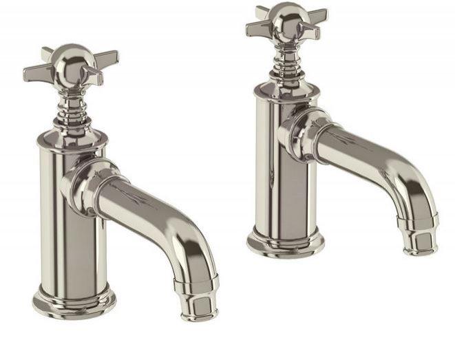 Arcade Basin Pillar Taps | Bathroom Supplies Online