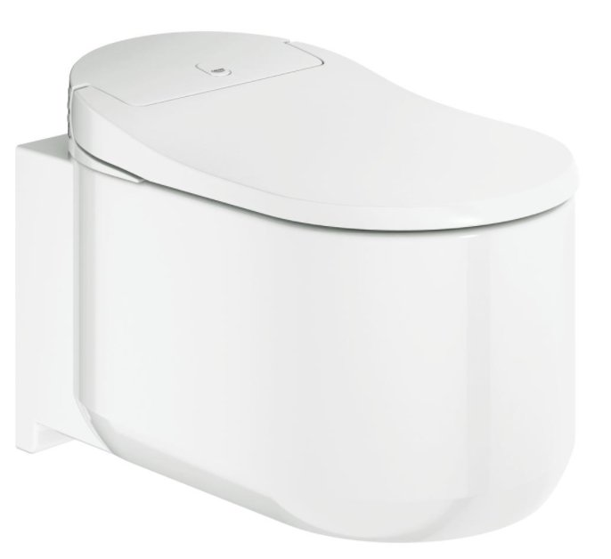 grohe sensia arena shower toilet bathroom supplies online. Black Bedroom Furniture Sets. Home Design Ideas