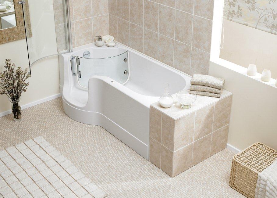 Renaissance Valens Walk In Bath Bathroom Supplies Online