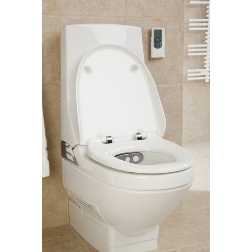 Geberit aquaclean bidet toilets bathroom supplies online for Geberit toilet system