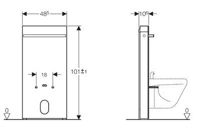 geberit cisterns frames bathroom supplies online. Black Bedroom Furniture Sets. Home Design Ideas